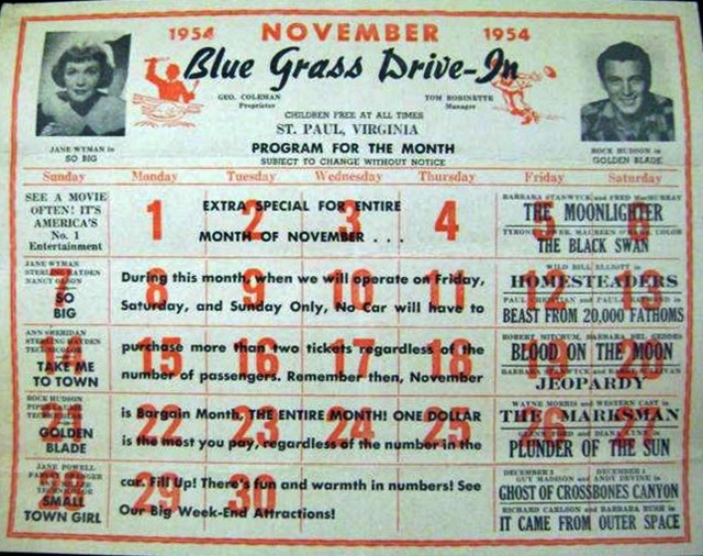Bluegrass Drive-In
