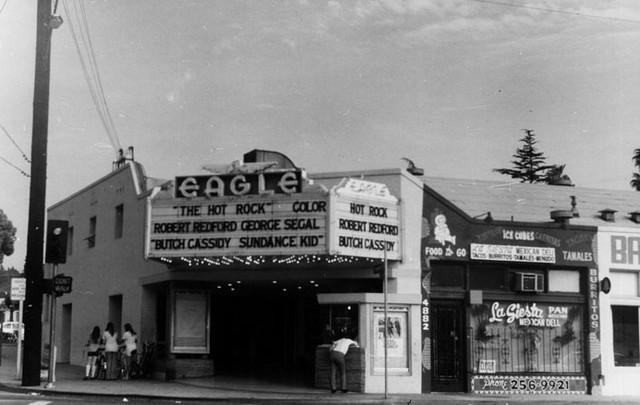 Eagle Theatre exterior