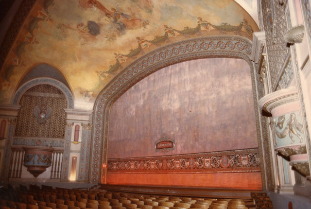 Fox Westlake Theatre interior
