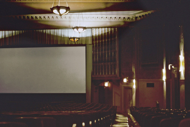 Lakeside auditorium