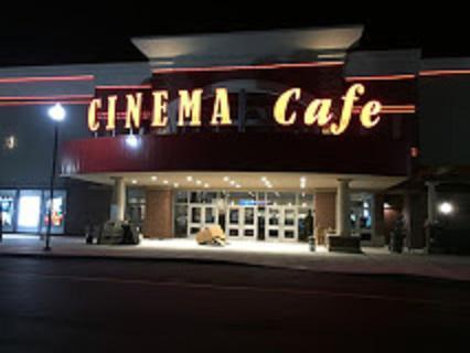 Cinema Cafe-Edinburgh