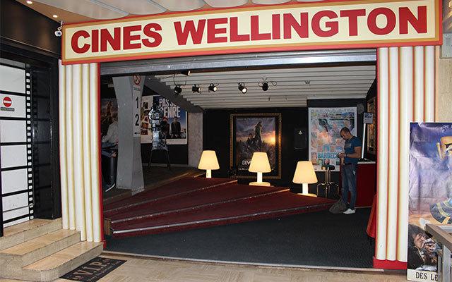 Cines Wellington