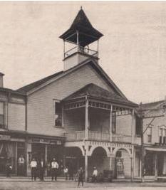 DeRuyter Union Hall, 1800s