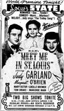 Meet Me in St. Louis world premiere from November 22nd, 1944.