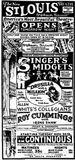 November 25, 1925 grand opening ad as St. Louis