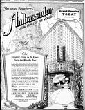 August 26th, 1926 grand opening ad