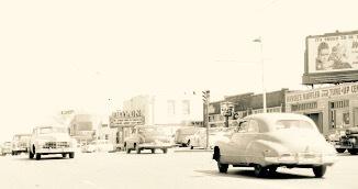 Bison Theatre 1955