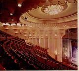 <p>Auditorium of the New Victoria Cinema in 1973.</p>