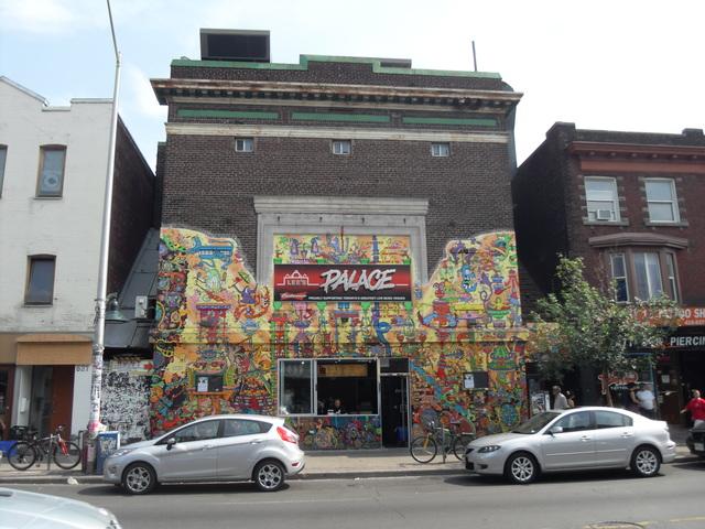 Bloor Theatre 529 Bloor Street West Toronto