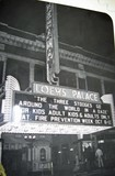 Loew's palace Cinerama sign