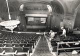 Loew's palace proscenium