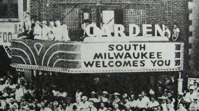 GARDEN Theatre, July 1957.