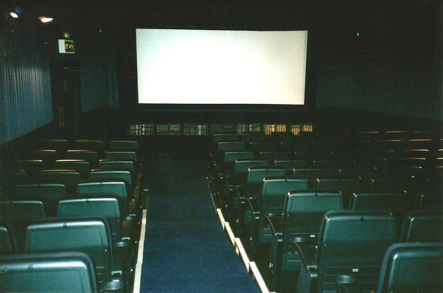 Cineworld Cinema - Leicester Square 4DX