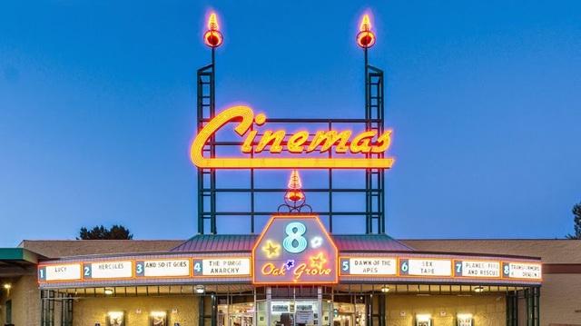 Oak Grove 8 Cinema