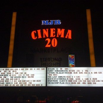 MJR Marketplace Cinema 20