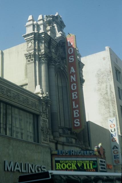 Los Angeles, 1982