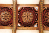 Lobby ceiling 