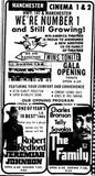 March 30th, 1973 grand opening ad