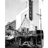 Tulsa Theater  215 S. Main Street, Tulsa, OK...1950.