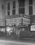 EMBASSY THEATRE Easton, Pa.