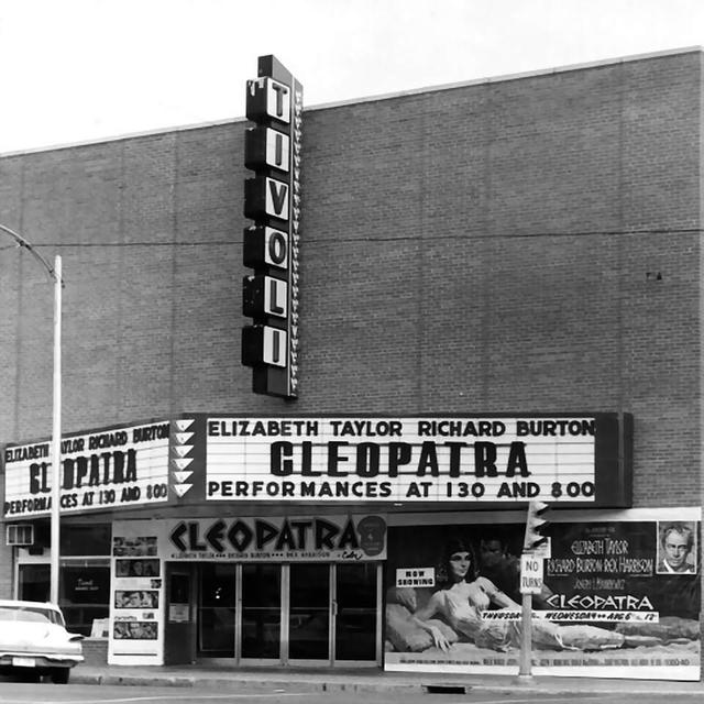 Tivoli Theatre  201 West Main Street, Ardmore, OK...1963.