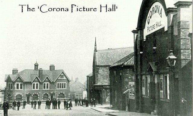 Corona Cinema, Felling