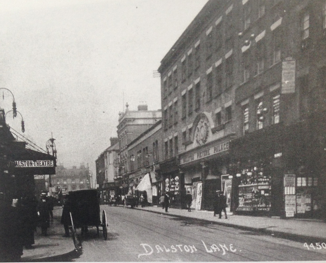 Dalston Picture Palace, Dalston Lane
