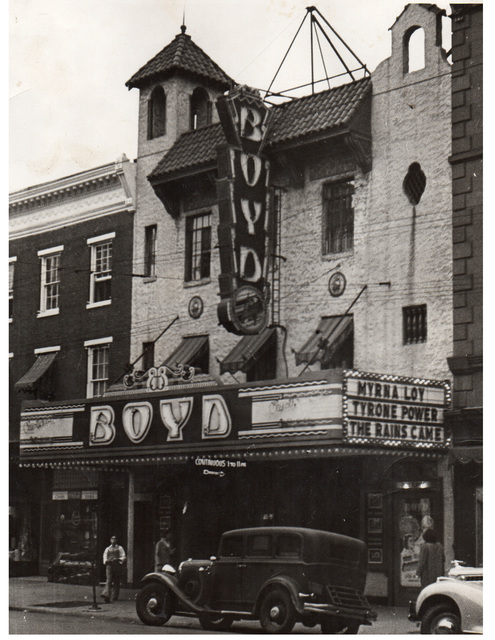 Boyd Theatre Easton, Pa.