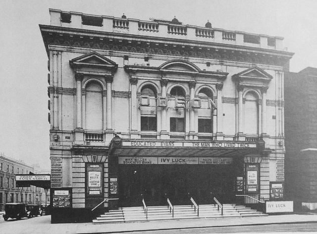 Odeon Lido Cinema Islington 1936