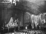 Coliseum Cinema Stoke Newington auditorium - derelict