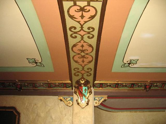 Mezz Ceiling detail