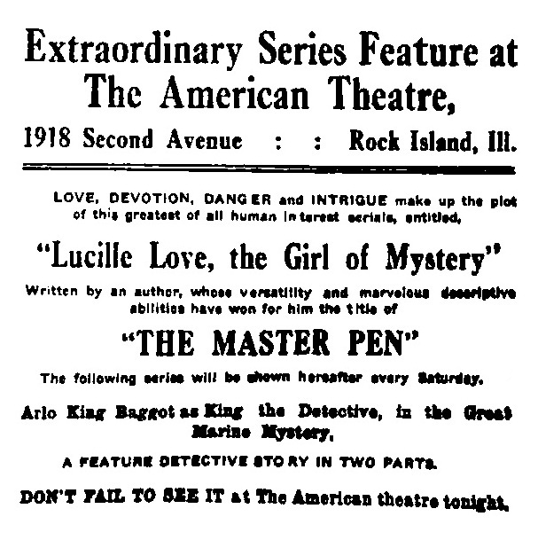 APRIL 30, 1914