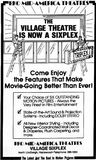 June 21st, 1985 grand opening ad as a 6-plex