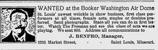 Booker T. Washington Theatre