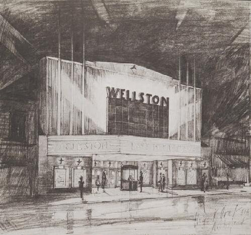 Wellston Theatre