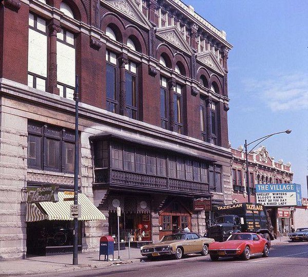 1970 photo courtesy of the Chicago History Twitter page.