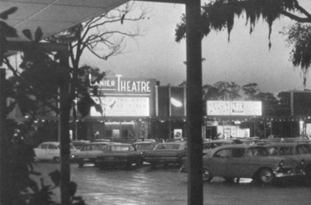 Lanier Theatres In Brunswick Ga Cinema Treasures