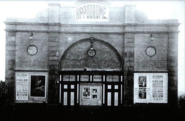 Hippodrome FOH Late 1920's