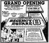November 26th, 1986 grand opening ad