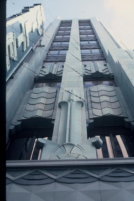 Wiltern Detail, 1983