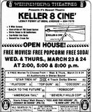 March 23rd, 1988 grand opening ad