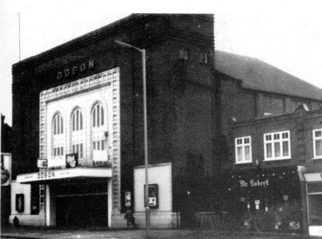 Image result for Burnt Oak odeon