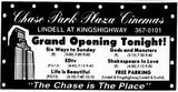 March 26th, 1999 grand opening ad