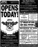 September 24th, 1999 grand opening ad
