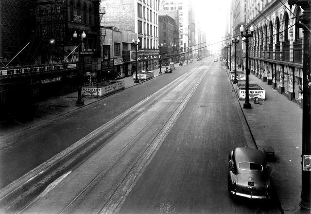 1942 photo courtesy of Mike Tuggle.