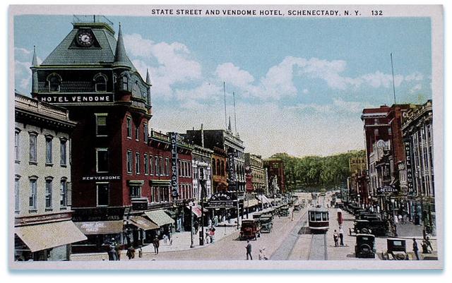Strand Theatre© Schenectady NY