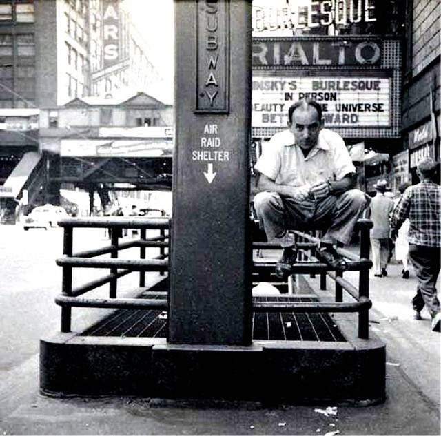 Circa 1951 photo courtesy of Mike Tuggle.