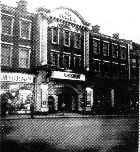 N.finchley Vue Cinema New Bohemia Cin...