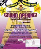 November 3rd, 2006 grand opening ad