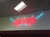 Good old Neon Sign of AMC Mall of the Americas.
